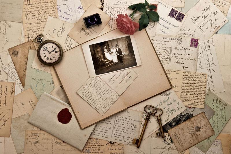 Любовные письма великих людей.